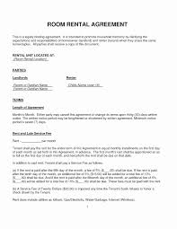 Sample Agreement Letter For Room Rent Perfect Sample Of Certificate