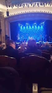 Hackensack Meridian Health Theatre Section Orchestra Row V