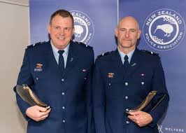 """NZ Police Association on Twitter: """"Name suppression orders for the two  officers who arrested the alleged offender in the March 15 Christchurch  mosque attacks have been lifted. At the association's October conference"""