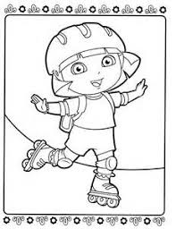 th?id=OIP.AietIdVoFvWPN0esaB1tiwDnEs dora pony for coloring coloring pages on delorean template