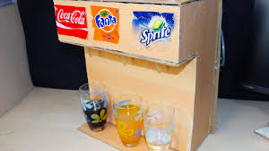 diy coca cola soda fountain machine coca cola fanta sprite 3 in 1 dispenser