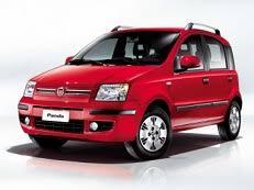 Resultado de imagen de Fiat Panda año 2003