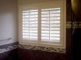 Wood Window Treatments Ideas Small Bedroom Interior With Broken White Tall Curtain For Steel