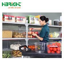 supermarket aluminium plastic storage cold room freezer rack