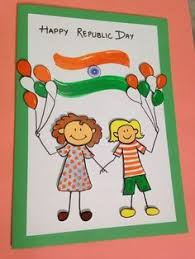 Independence Day Chart Work School Republic Day Images For Drawing Themediocremama
