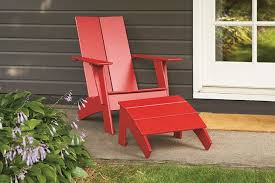modern adirondack chair plans. Modren Adirondack Adirondack Chair Plans Modern A Fashionable Home With Paintings Curtains  Sculptures Lighting And Furniture By Artists Inside Modern Chair Plans