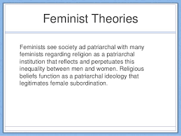 theories of religion feminist