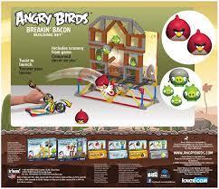 K 'NEX Angry Birds Building Set – Breakin 'Bacon: Amazon.de: Toys & Games