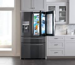 samsung black stainless fridge. Click To Change Image. Samsung Black Stainless Fridge A