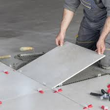 avoid laying without expansion joints or joints where the stress due to expansion is released directly onto the tile