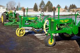 the story of the a kyle weber unstuled john deere b
