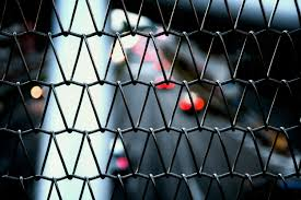 chain link fence wallpaper. Metal Chain Fence Black Chainlink Hd Wallpaper T Fizzyinc Co Mesh Glare Background Link I
