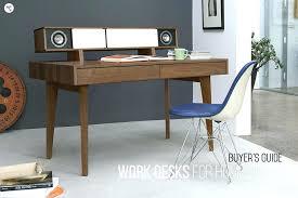 modern home office desks. Modern Home Office Furniture Desk Systems . Desks D