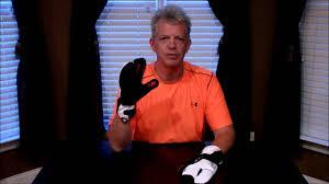 Pearl Izumi Lobster Gloves - YouTube