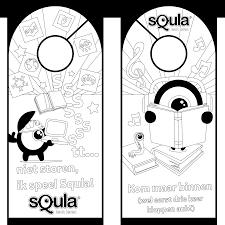 Squla Kleurplaten En Puzzels Voor Kinderen