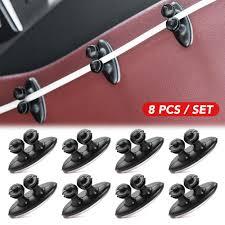 8Pcs/<b>Lot Car Wire Cable</b> Holder Tie Clip Fixer for Seat Leon Ibiza ...
