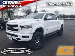 Bright White Clearcoat 2019 Ram 1500 Big Horn/Lone Star 4x4 Crew Cab ...