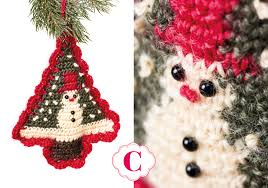 Free Christmas Tree Decoration A Simply Crochet Exclusive