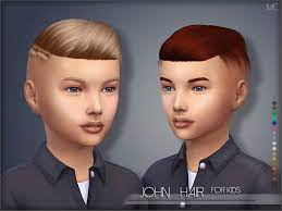 boy s hairstyles s the sims 4