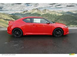 Absolutely Red 2013 Scion tC Release Series 8.0 Exterior Photo ...