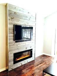 reclaimed wood feature wall barn ideas paneling creative for bedroom re