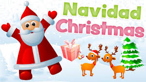 Christmas For Kids Christmas For Kids Christmas Vocabulary For Kids In Spanish And