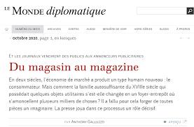 Anthony Galluzzo publie un article dans Le Monde Diplomatique   coactis.org