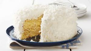 Coconut Cake Recipe Pillsburycom