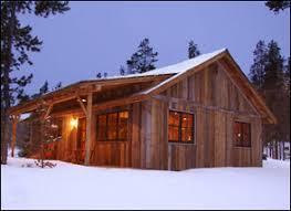 Rustic Cabin Plans  Mark Weirich Architect  Inc