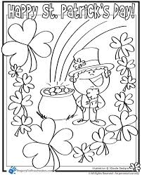 St Patricks Day Coloring Free St Patricks Day Printables Google Search St