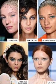 biggest beauty trends spring 2016 hairstyle makeup and nails for spring elle