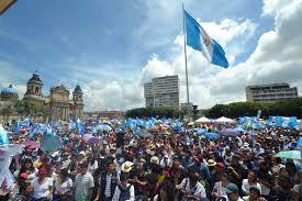 Guatemala y la difícil lucha contra la corrupción - La Hora
