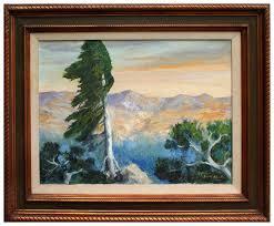 Juliette Smith - Hood Mountain, Alaska Landscape For Sale at 1stDibs