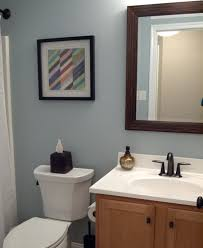 modern guest bathroom design. guest bathroom design with small vanities and toilet modern s