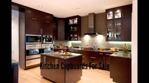 Second Hand Kitchen Furniture Kitchen Cupboards For Sale Youtube