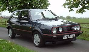 Volkswagen Golf Hatchback Review (1984 - 1992) | Parkers