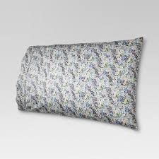 printed pillow cases. Performance Printed Pillowcases 400 Thread Count - Threshold™ Pillow Cases L
