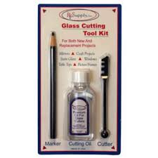 glass cutting tool kit