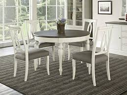 best oval dining room table set new coastlink vegas 5 piece round to oval
