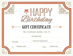Homemade Card Templates Homemade Gift Certificates Templates Free Make Your Own