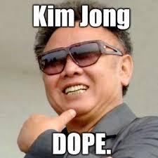 Kim Jong Il Memes via Relatably.com