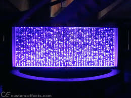 led bubble wall 3 x 7 foot bubble wall bubble wall mounted aquarium led led bubble wall