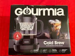 Get free gourmia coffee now and use gourmia coffee immediately to get % off or $ off or free shipping. Gourmia Cold Brew Coffee Maker