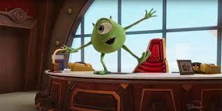 Disney+ Shares Monsters at Work Sneak ...