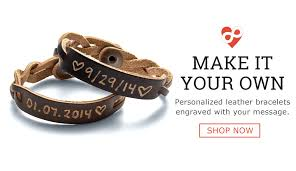 personalized bracelet main graphic