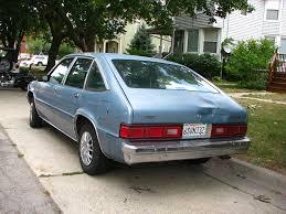 1984-1985 Chevrolet Citation II   Aftermarket hubcaps. Not s…   Flickr