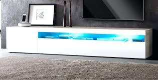 Lowboard Weiss Hochglanz I Tv Board Mammut 200 Cm Otto Hangend