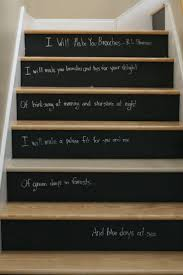 Best Stairway Images On Pinterest - Painted basement stairs