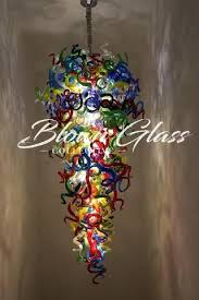 Hand blown glass lighting fixtures Nepinetwork Blown Glass Chandelier Looking For Custom Or Style Hand Blown Glass Chandelier All The Colors Cleveland Art Hand Blown Glass Lighting Uk Terminaleliteinfo