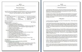 resume bio examples executive brief template sample executive resume bio examples